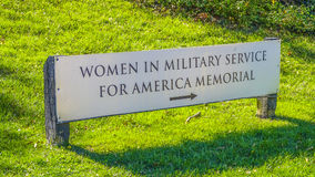 Women in Military Service for America Memorial - WASHINGTON / DISTRICT OF COLUMBIA - APRIL 9, 2017