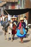 Women In Northern Peru Stock Photos