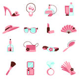 Women Objects Stock Photography