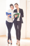 Women in office Royalty Free Stock Image