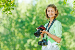 Women photographs Royalty Free Stock Images