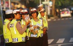 Women police Stock Image