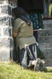 Women praying Royalty Free Stock Photography