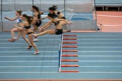 Women race Stock Photography