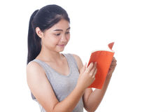women reading a book royalty free stock images