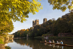 Women rowers Royalty Free Stock Images