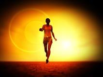 Women Runner 206 Stock Photos