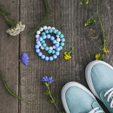 Women's Accessories Royalty Free Stock Photos