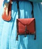 Women's belt bag Stock Images