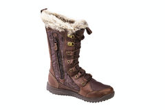 Womens boot Stock Images