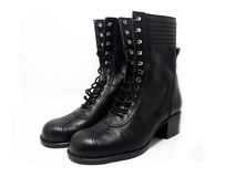 Women's boots Stock Images