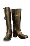 Women's boots Stock Photos