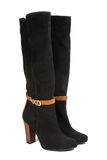 Women's Boots Royalty Free Stock Photos