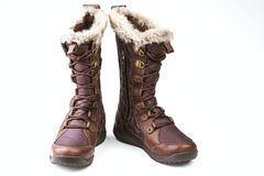 Women's boots Stock Photos