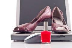 Women's Business Fashion Royalty Free Stock Photos