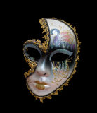Women's carnival mask Royalty Free Stock Photos