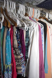 Women's Clothes Royalty Free Stock Photos