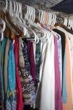 Women's Clothes Royalty Free Stock Photos