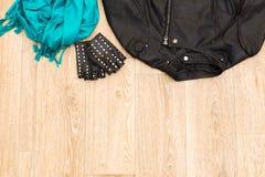 Women's clothes Stock Photos