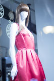 Women's clothes fashion store mannequin Royalty Free Stock Photography