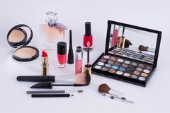 Women's cosmetics Stock Image