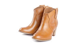 Women's Cowboy Boots Series #3 Royalty Free Stock Photos
