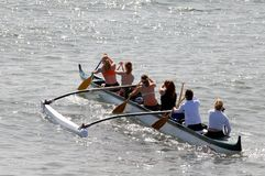 Women's Crew Royalty Free Stock Images
