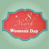 Women's day Stock Image