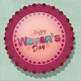Women's day Royalty Free Stock Photography