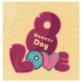 Women's day Stock Images