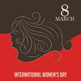 Women's Day Background. Royalty Free Stock Image