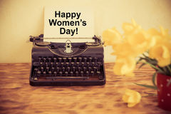 Women's day concept Royalty Free Stock Photo
