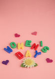Women's day greeting Royalty Free Stock Image