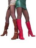 Women's feet, Stock Images