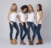 Women's friendship Stock Photos