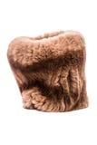 Women's Fur Hat Stock Images