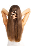 Women's hair Stock Photo