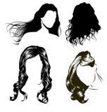 Women's Hair Stock Photos