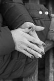 Women's hands Stock Photos