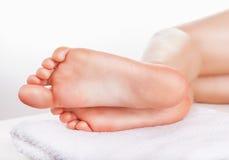Women's heels Stock Photos