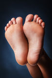 Women's heels Royalty Free Stock Image