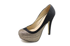 Women's high heels Royalty Free Stock Image