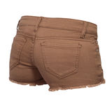 Women's jeans Shorts Stock Photography