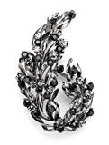 Women's jewelry, decorative brooch Stock Images
