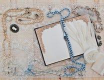 Women's jewelry Royalty Free Stock Photo