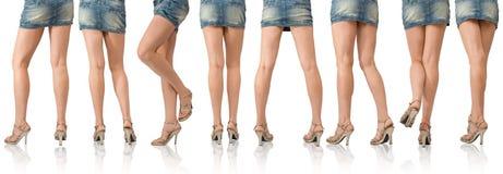Free Women S Leg Stock Image - 22938741
