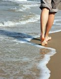Women's legs Stock Photos