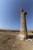 Women's Monument Tomb( Karakus Royal Tumulus), Turkey. Women's Monument Tomb, Kahta, Adiyaman,Turkey Stock Image