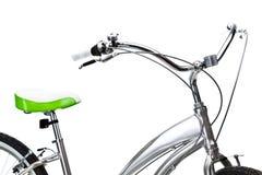 Women's Mountain Bike Royalty Free Stock Image