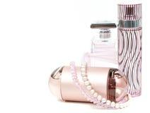Women's perfume Stock Photo